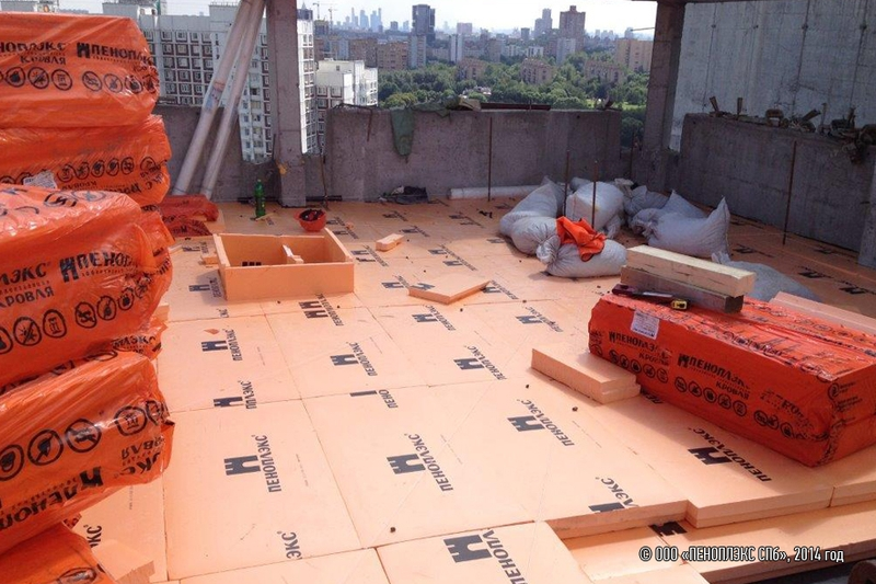 Пеноплекс комфорт и основа отличия - строительный журнал