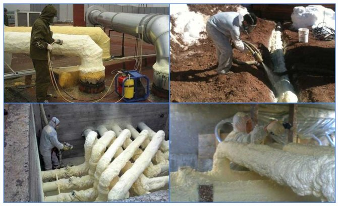 Гидроизоляция труб: виды материалов для изоляции труб в земле, на крыше, в иных условиях