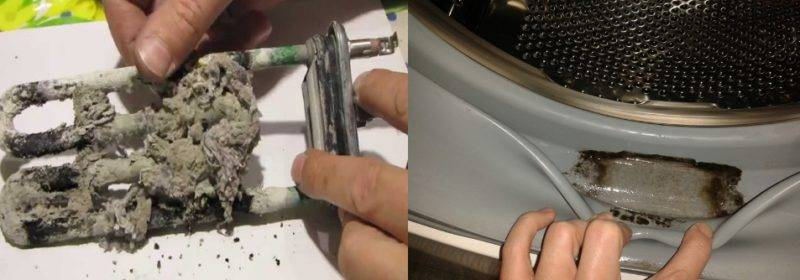 Как побороть плесень  в стиральной машине?