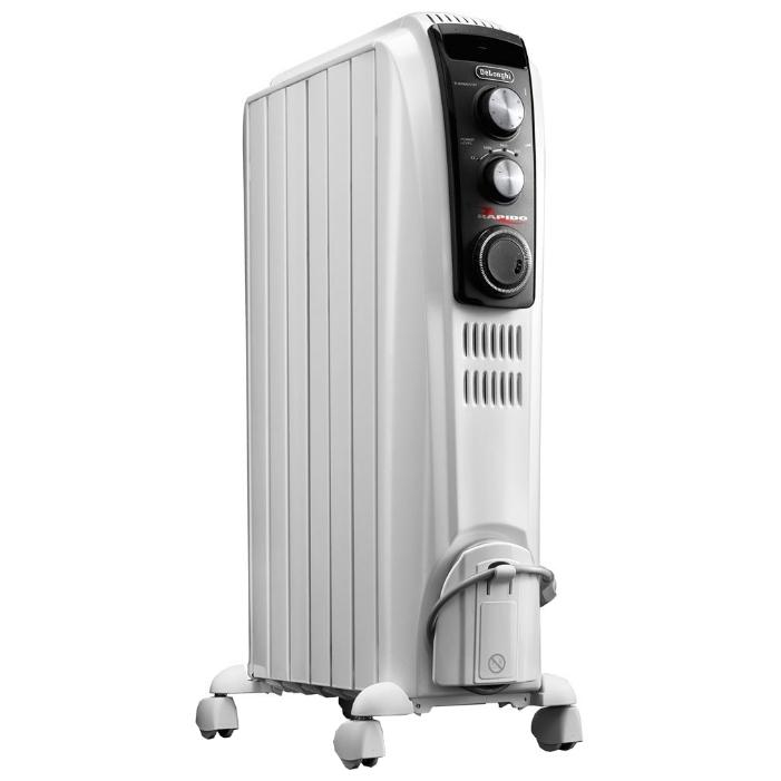 Масляный радиатор delonghi gs 770715 (spb00000932) купить за 2319 руб в краснодаре, отзывы, видео обзоры и характеристики