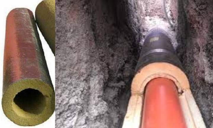 Как утеплить канализационную трубу
