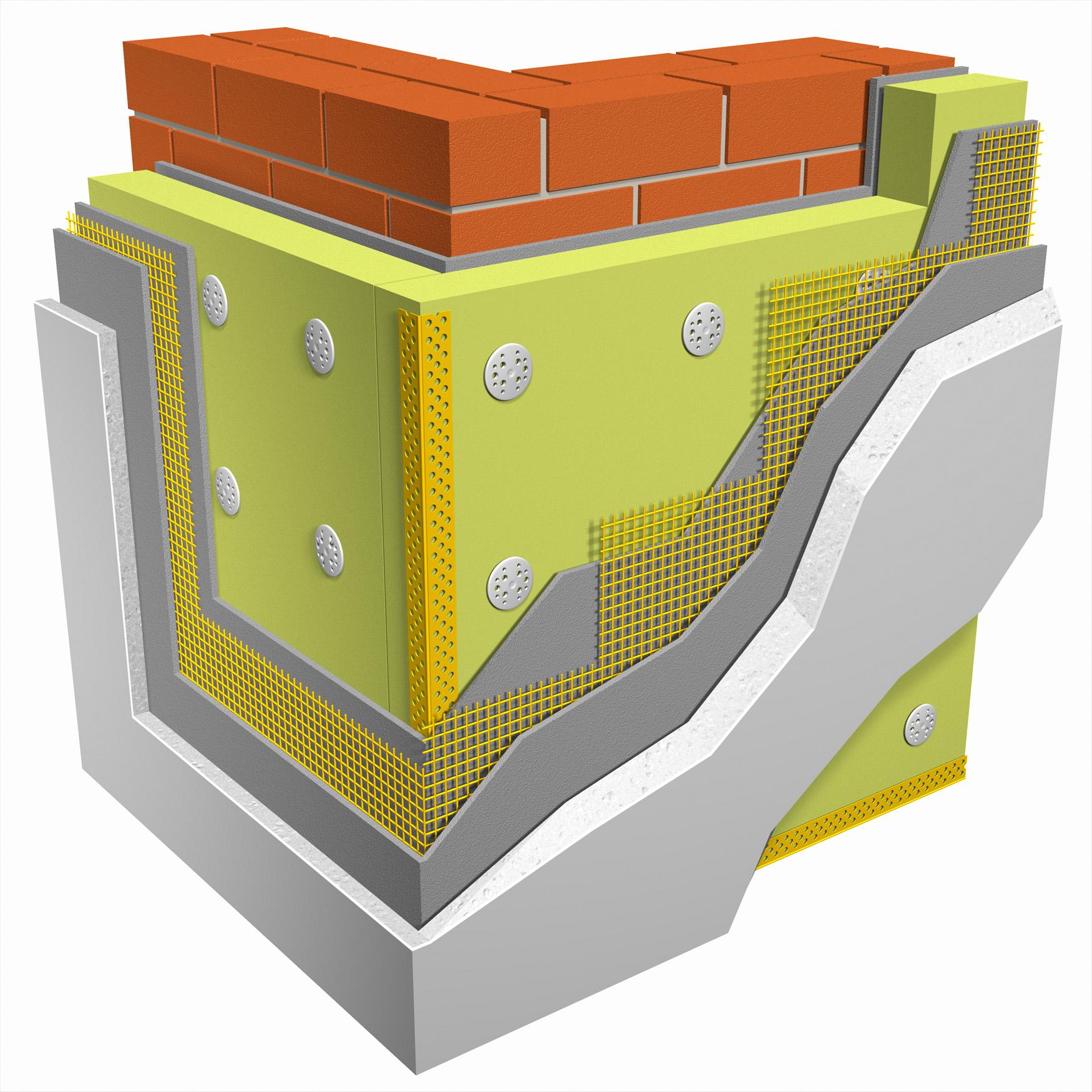 Утепление стен снаружи пенопластом: подробная пошаговая инструкция + фото