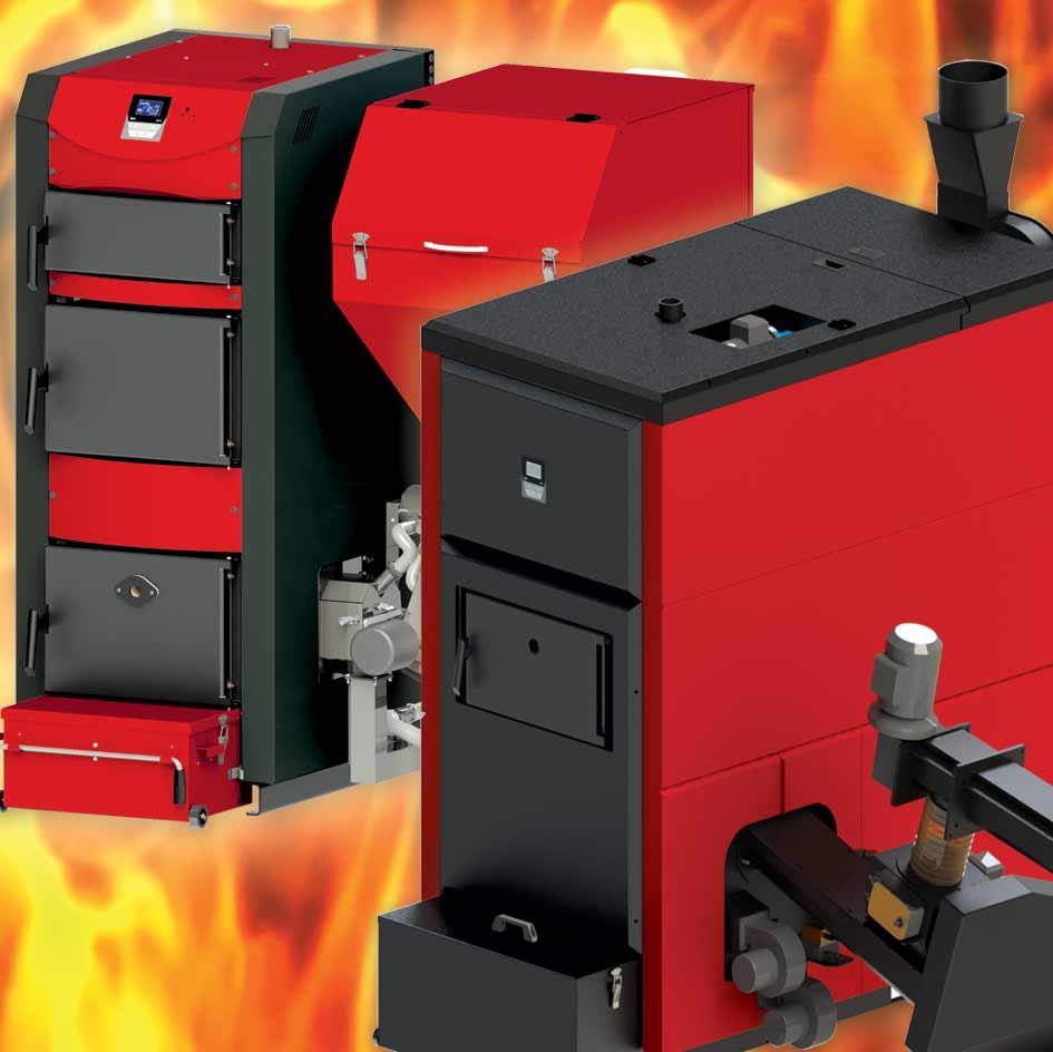 Комбинированные отопительные котлы: газ, дрова, электричество