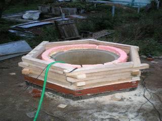 Как утеплить колодец из бетонных колец |  материалы | postrojkin.ru
