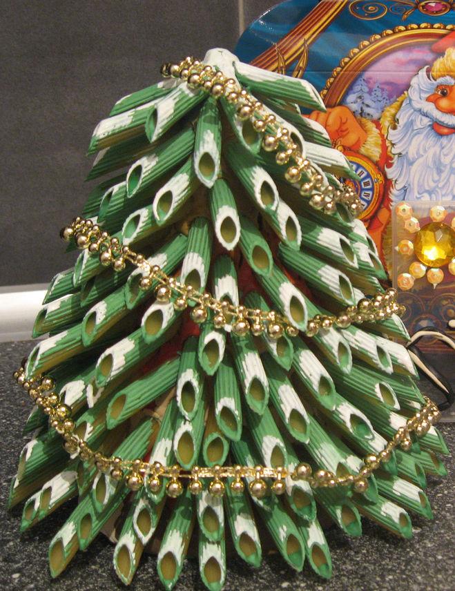Как сделать елку своими руками в школе и детском саду: из бумаги, ниток, шишек - из чего сделать новогоднюю елку: мастер-классы поэтапно