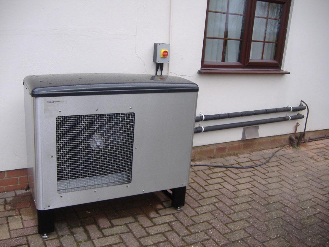За альтернативными источниками энергии будущее! тепловой насос для отопления дома
