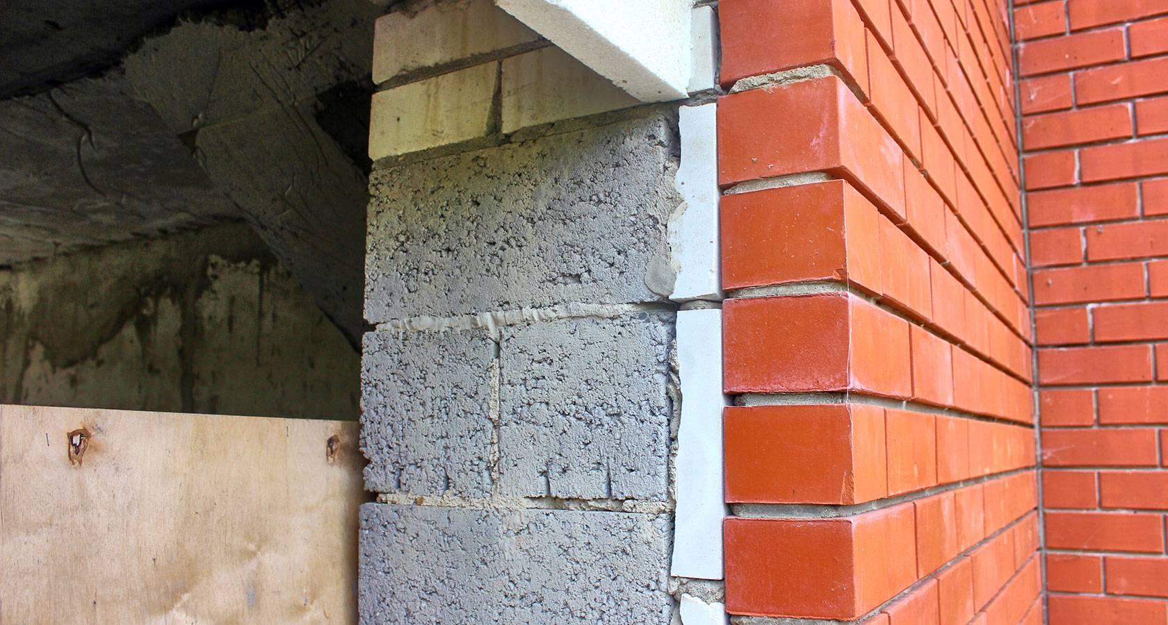 Утепляем стены дома из керамзитобетона снаружи