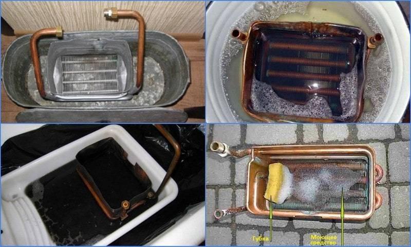 Как почистить газовую колонку в домашних условиях: эффективные способы