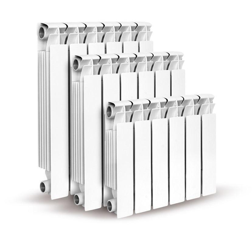 Какие радиаторы отопления —  лучше алюминиевые или биметаллические?