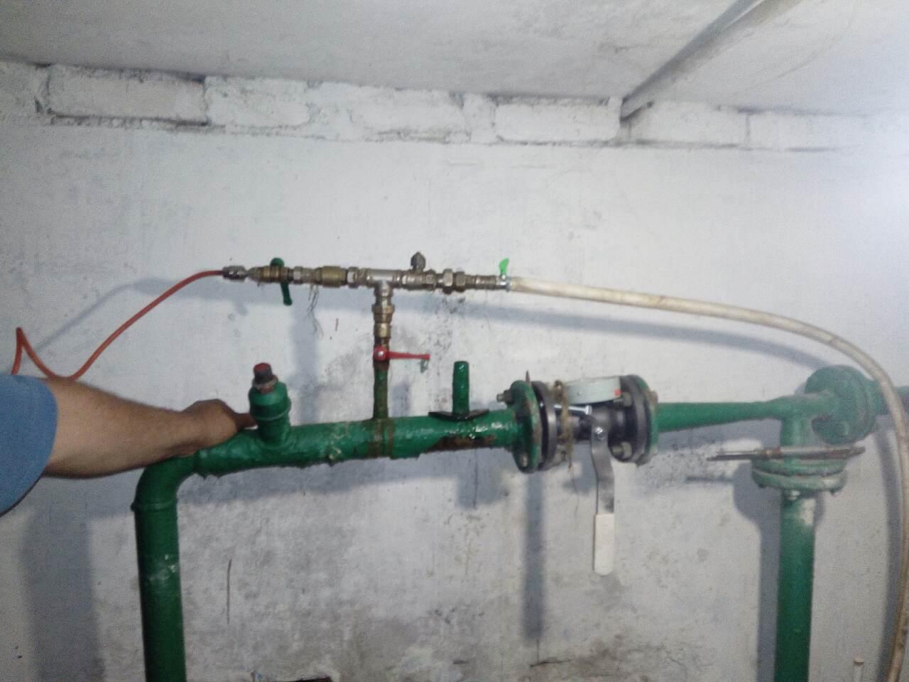 Опрессовка системы отопления: назначение и порядок проведения работ