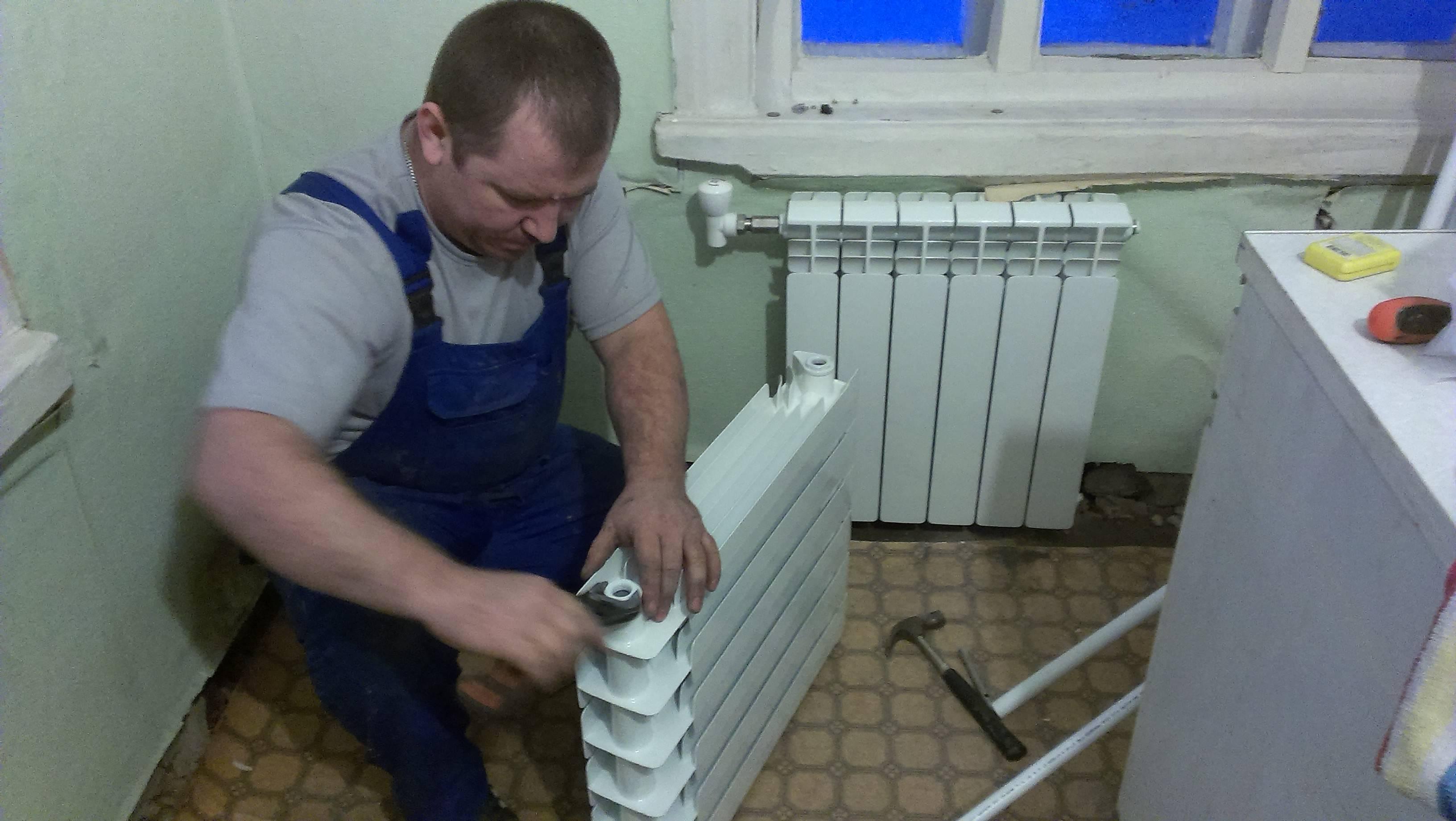 Радиаторы отопления биметаллические: подключение, схемы и методы, как правильно подключить батареи в квартире от котла