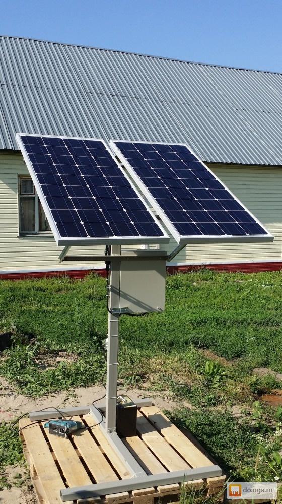Виды солнечных батарей, рекомендации по выбору