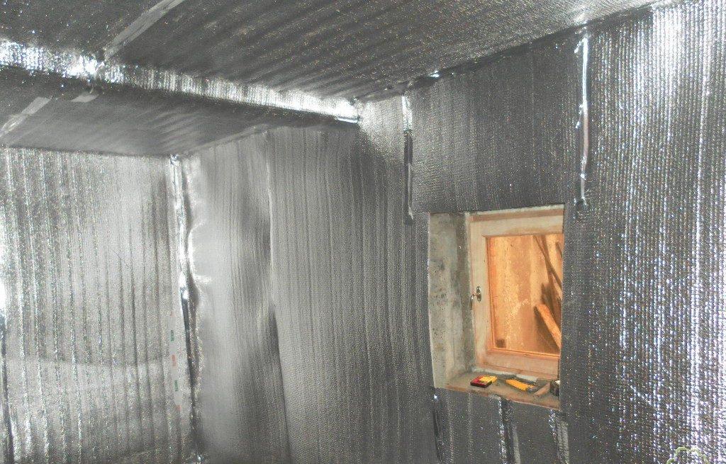 Как утеплить баню изнутри —  кирпичную, каркасную, из блоков и из бревна