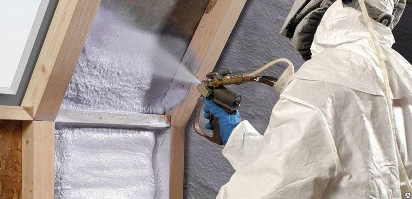 Жидкая теплоизоляция корунд « строим дом своими руками