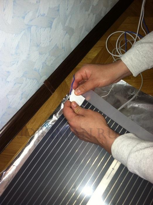 Мобильный теплый пол: переносной инфракрасный ковер express, где можно стелить, отзывы о пленочных изделиях