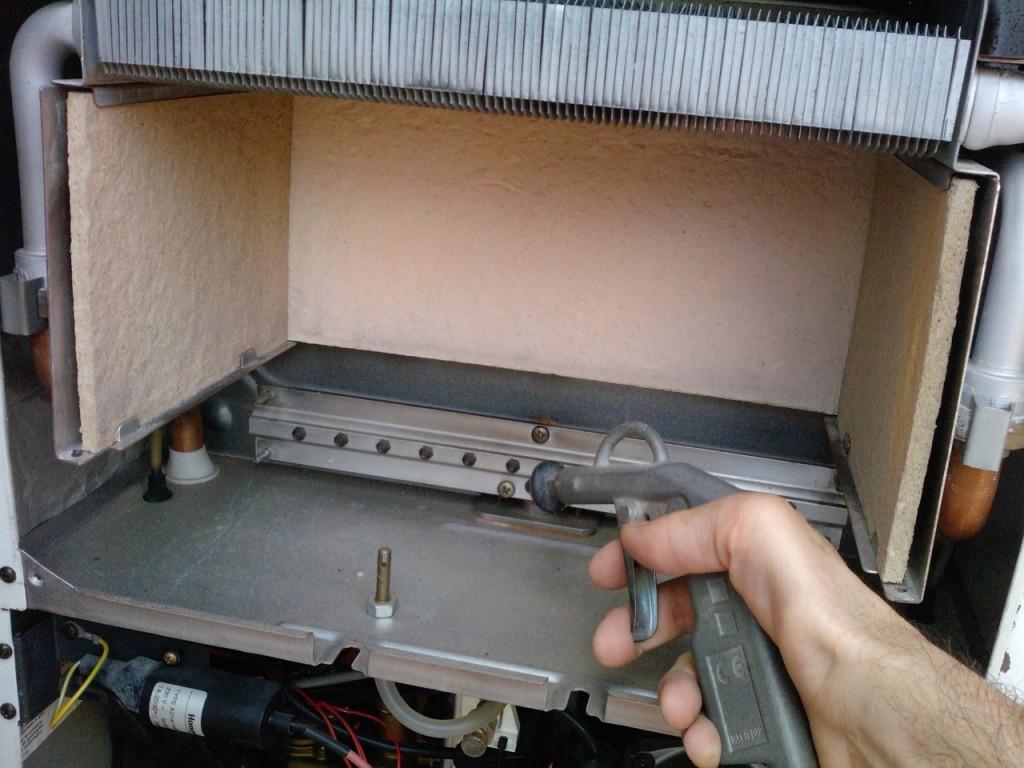 Как почистить газовый котел - чистка газовых котлов от копоти | стройсоветы