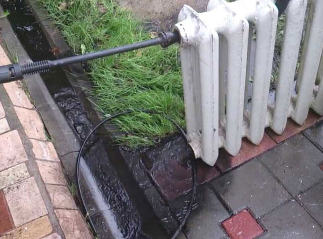 Как промыть радиатор отопления в квартире – алюминиевый, чугунный, биметаллический