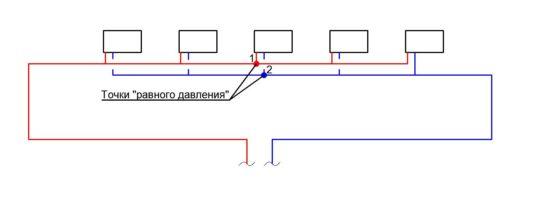 Схема петли тихельмана: что такое, какое у нее устройство и из чего состоит