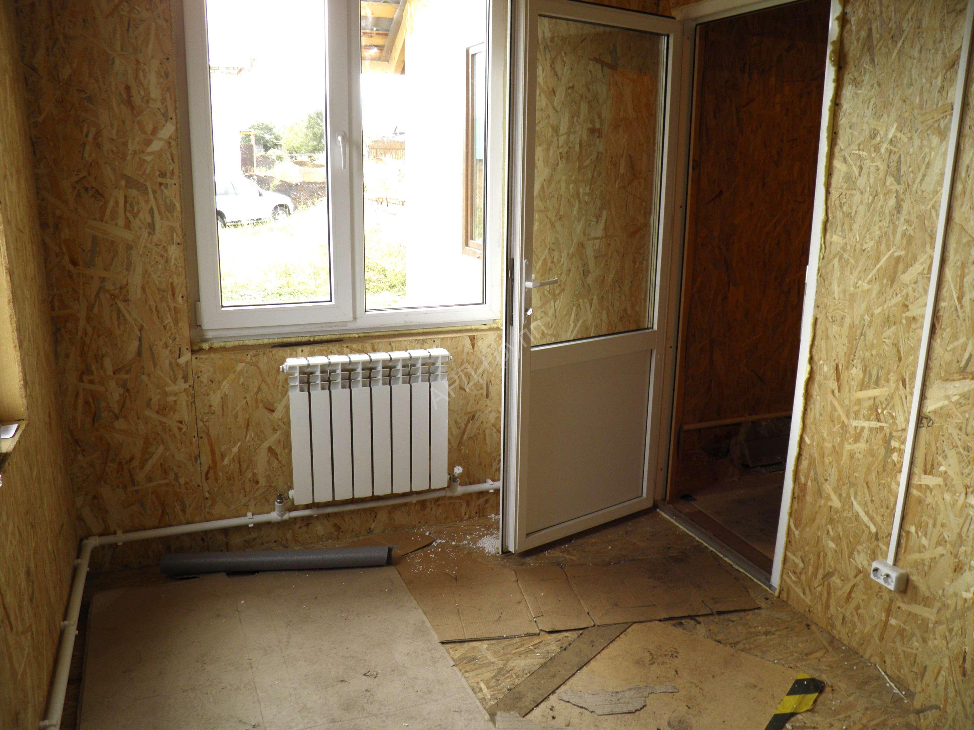 Как отопить электричеством каркасный дом из сип панелей