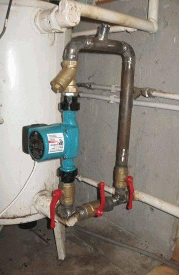 Замена циркуляционного насоса в системе отопления – принципы работы и функционирование помпы