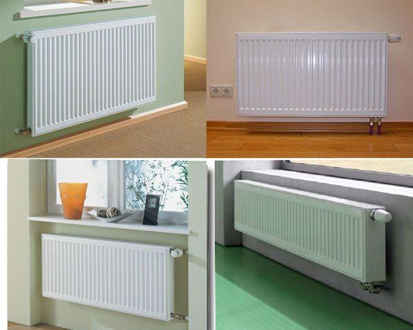 Как выбрать лучшие батареи отопления: полный обзор и отличительные характеристики разных видов радиаторов