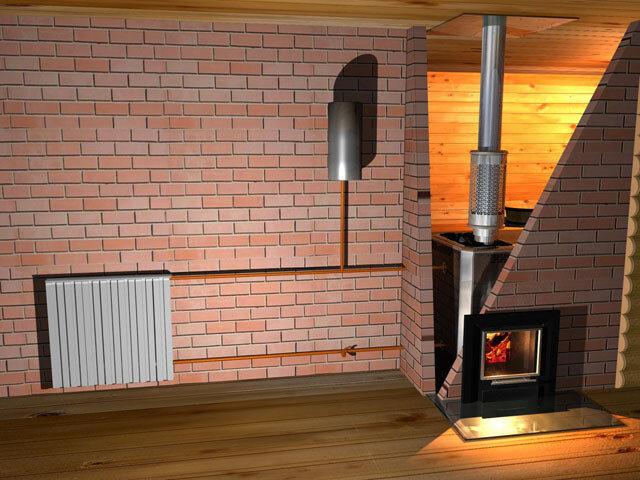 Самый экономичный способ отопления: небольшая трудолюбивая газовая печь для дома