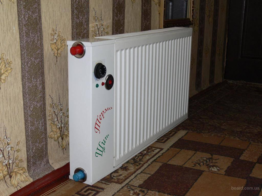 Электрорадиаторы для частного дома | всё об отоплении