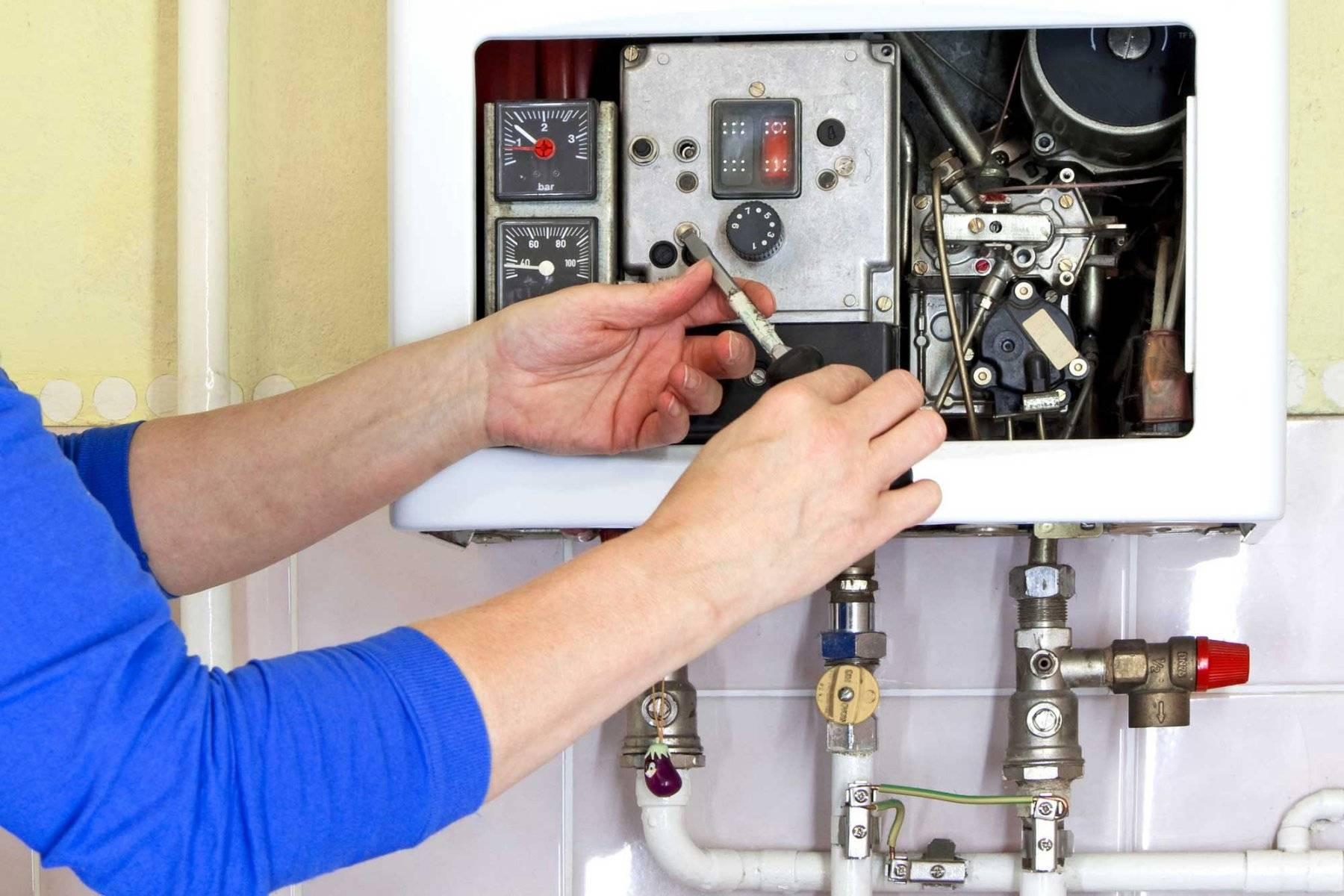Ремонтируем газовую колонку самостоятельно