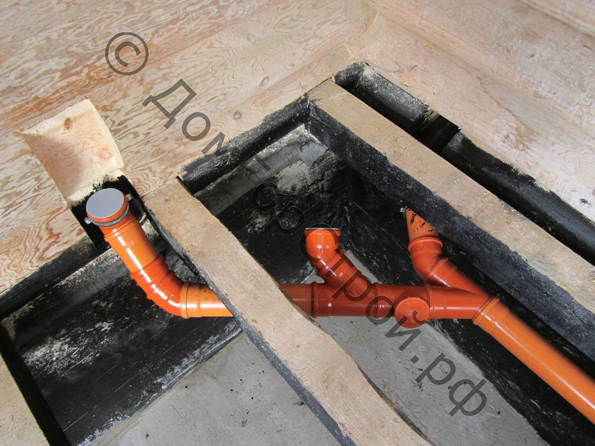 Как выбрать утеплитель для канализационных труб?