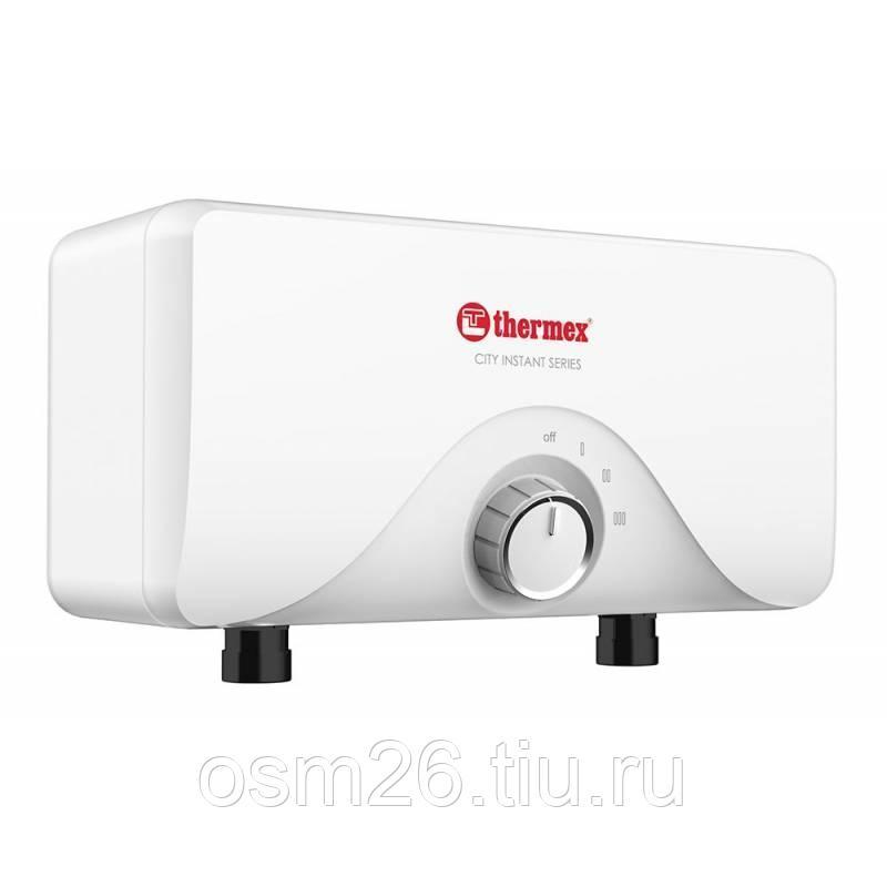 Проточные водонагреватели Thermex (Термекс): плюсы и минусы использования, обзор моделей