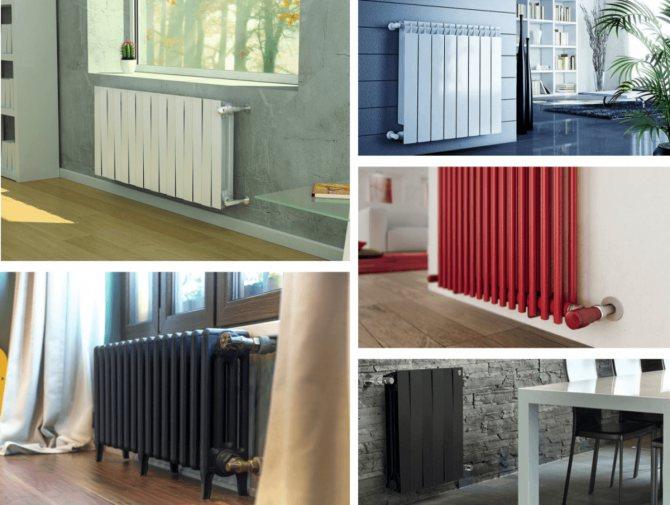Чугунные радиаторы отопления: характеристики технические по таблице, срок службы, размеры, мощность современной батареи, площадь