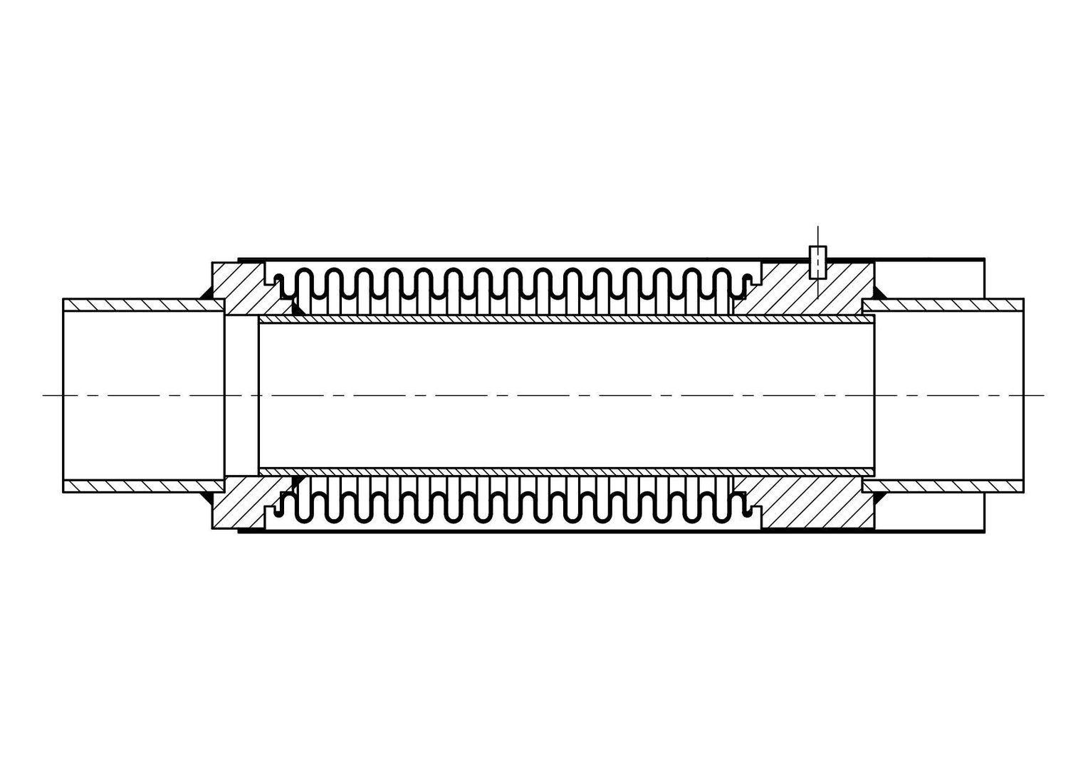 Типы компенсаторов для полипропиленовых труб и способы их установки