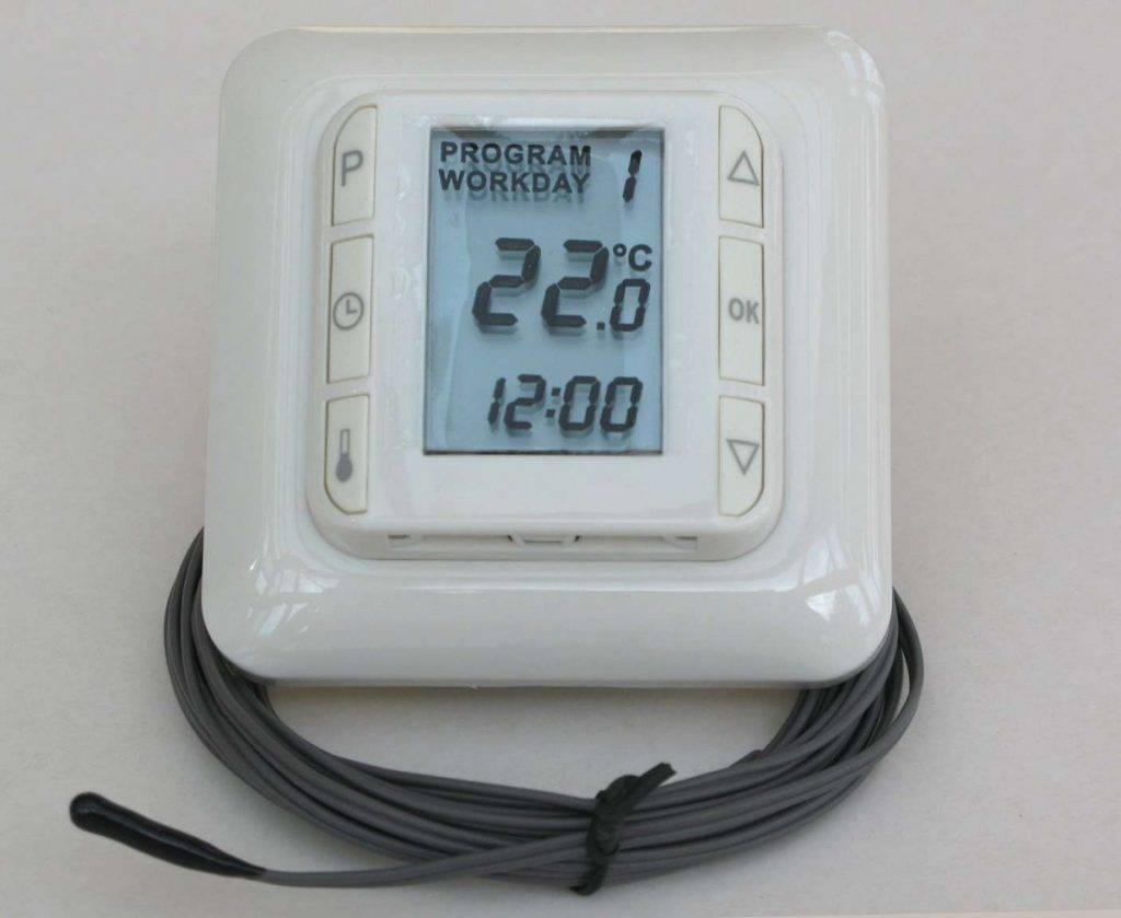 Терморегулятор с выносным датчиком температуры воздуха: характеристики и применение