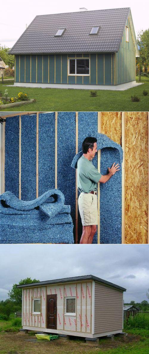 Утеплитель для стен внутри дома на даче: выбираем по критериям лучший утеплитель
