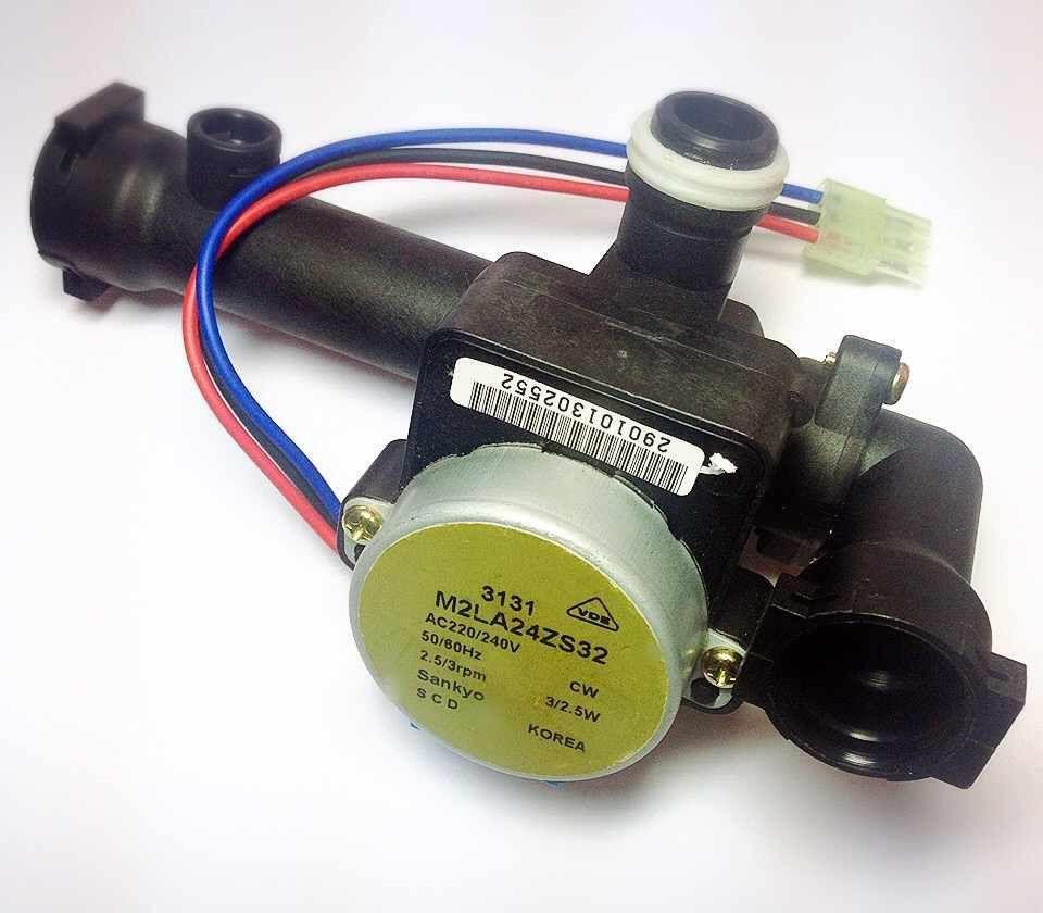 Как работает трёхходовой клапан для твердотопливных котлов