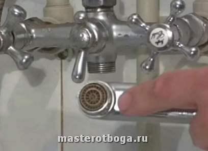 Самостоятельный ремонт смесителя однорычажного для ванны