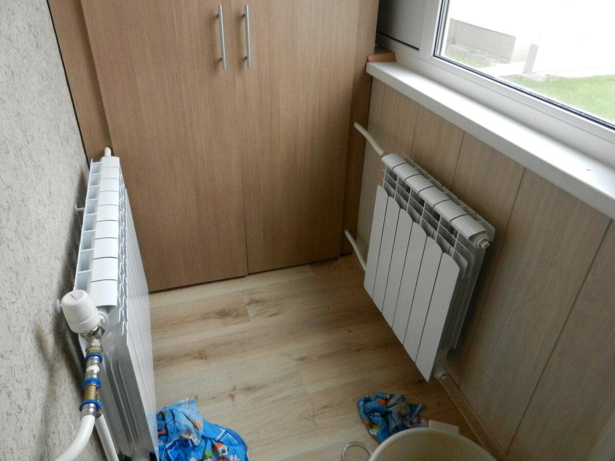 Теплый пол на балконе и лоджии – 4 варианта обустройства и инструкции к монтажу