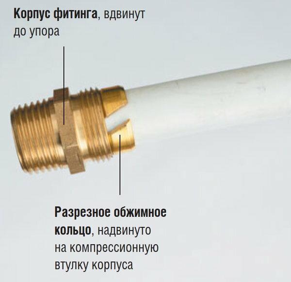 Соединение и монтаж металлопластиковых труб своими руками: как работать?