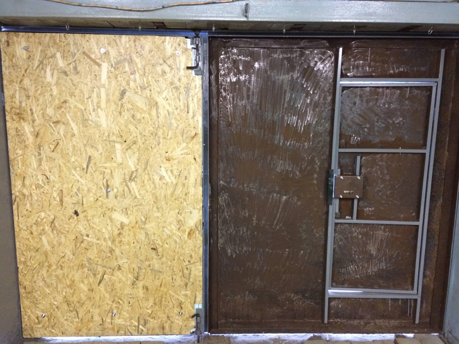 3 способа утепления гаражных ворот | строительный блог вити петрова