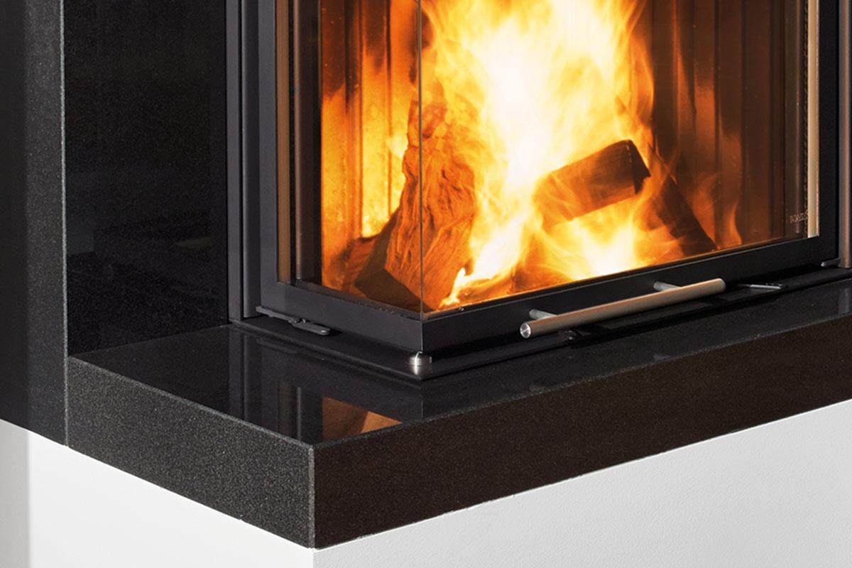 Огнеупорное стекло для камина: характеристики, как выбрать и уход