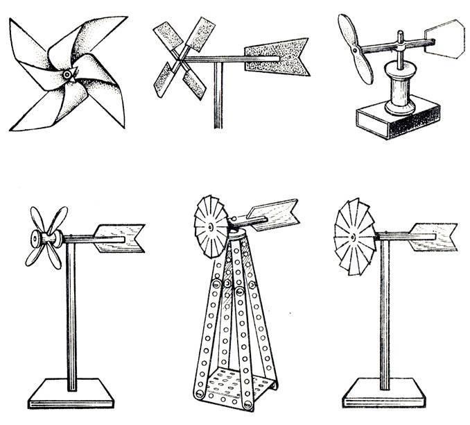 Ветрогенератор простой домашний своими руками - zetsila