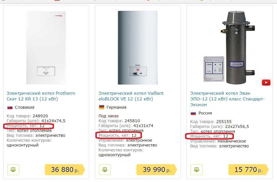 Электрокотел для отопления частного дома, отзывы и цена