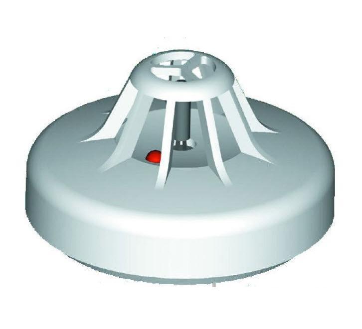 Тепловые пожарные извещатели: линейные, точечные и многоточечные датчики пожарной сигнализации, особенности адресных и аналоговых извещателей