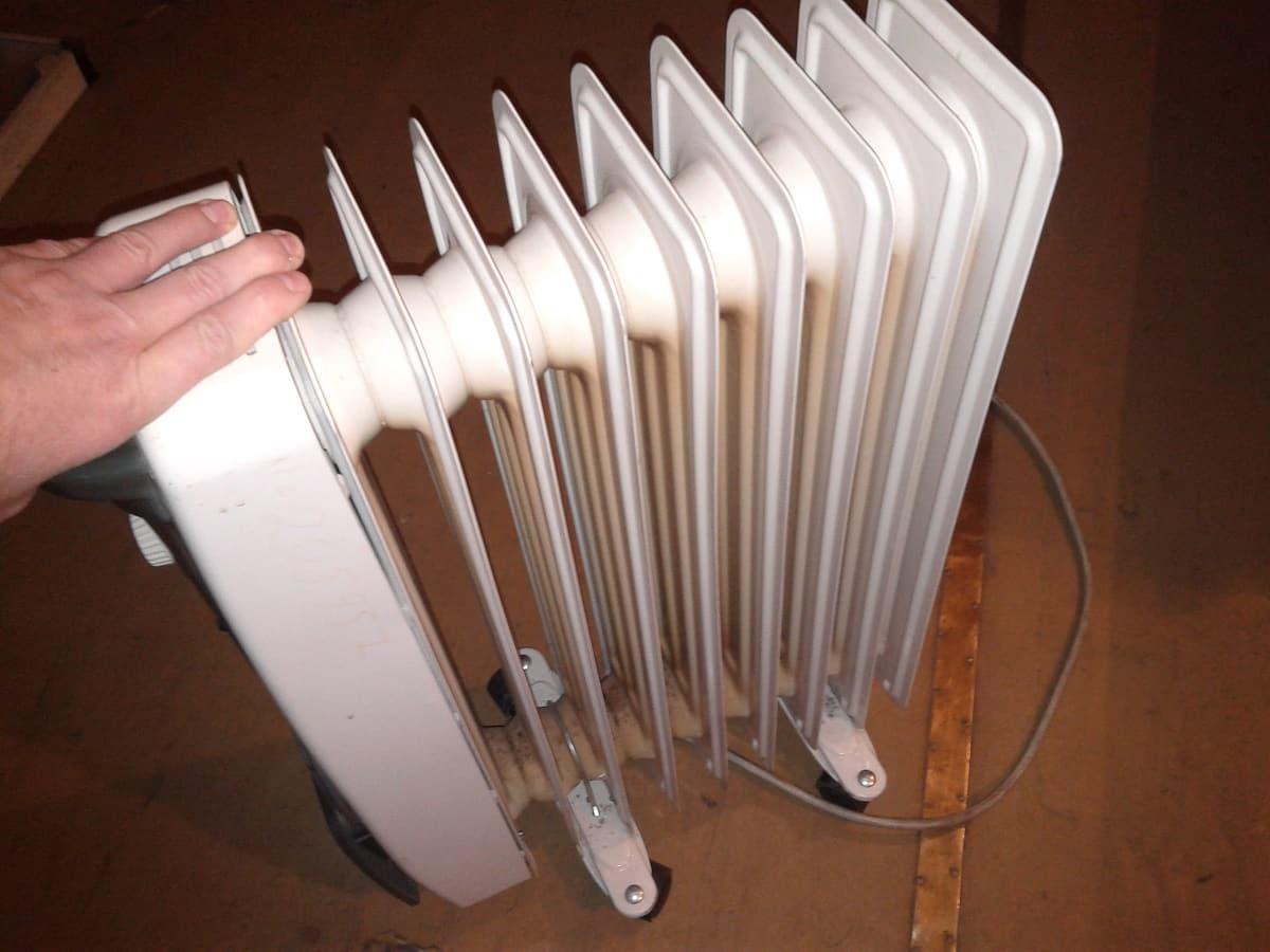 Ремонт масляного обогревателя: пошаговая инструкция разбора и починки
