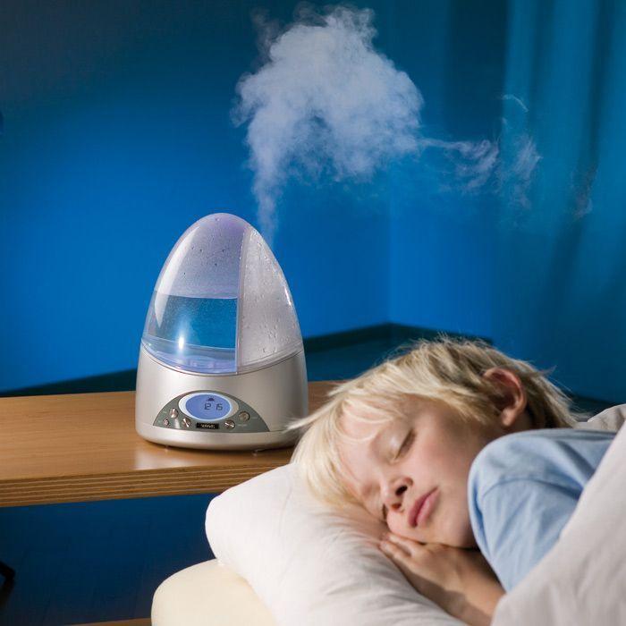 Как повысить влажность воздуха в комнате без увлажнителя — зимой и летом