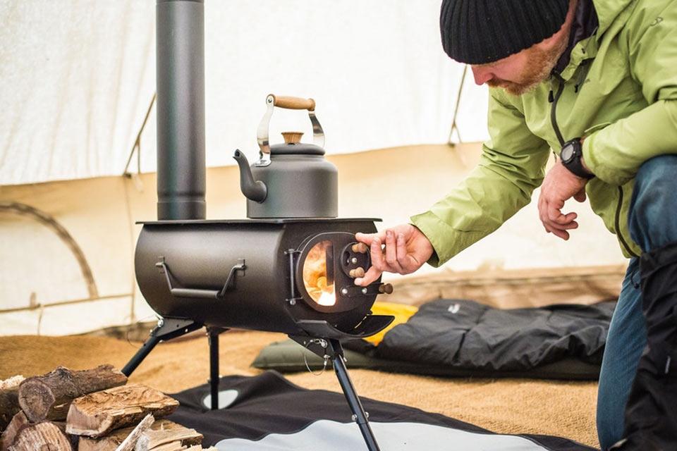 Газовый обогреватель для палатки - виды и особенности, как выбрать