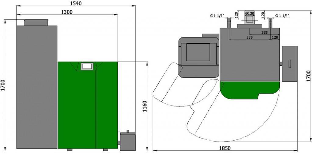 Пеллетный котел «светлобор»: конструкция, технические характеристики, отзывы