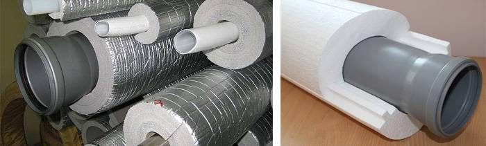 Как сделать утепленные трубы для отопления: обзор материалов и советы профессионалов