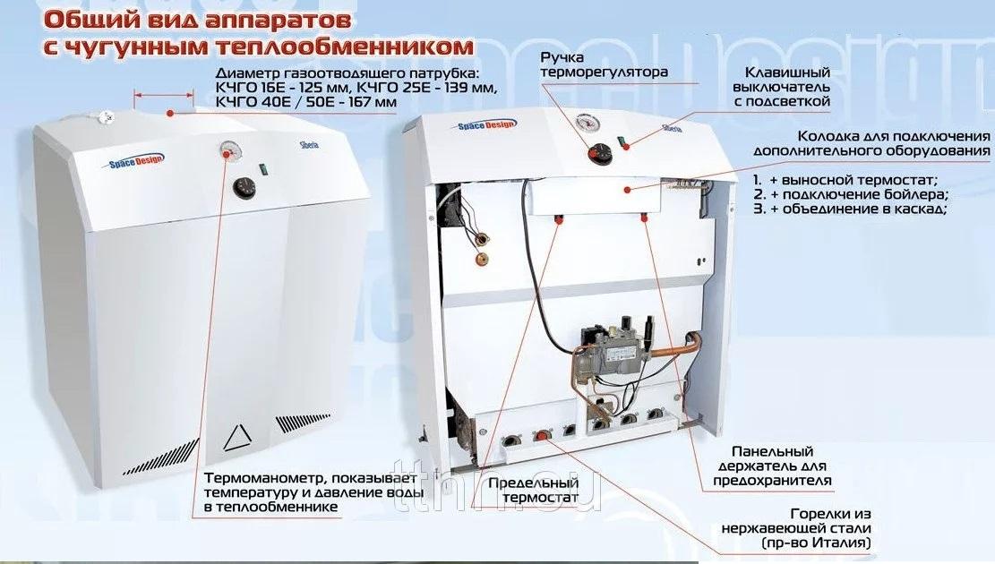 Напольный газовый котел сибирь (siberia): модельный ряд, отзывы
