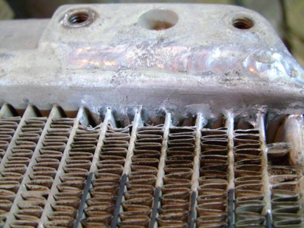 Как запаять алюминиевый радиатор отопления в домашних условиях